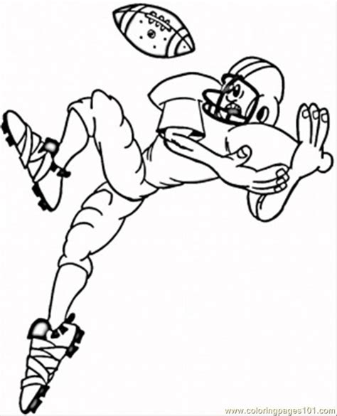 How To Draw Rugby League Rugby League Colouring Pages
