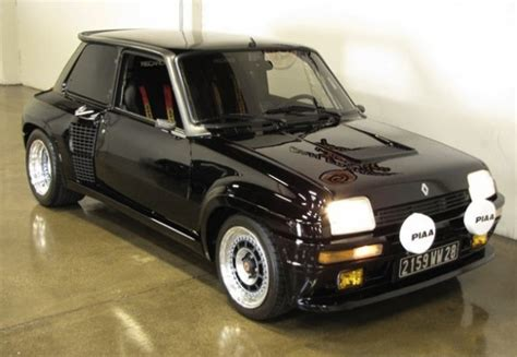 wide track 1985 renault r5 turbo 2 bring a trailer