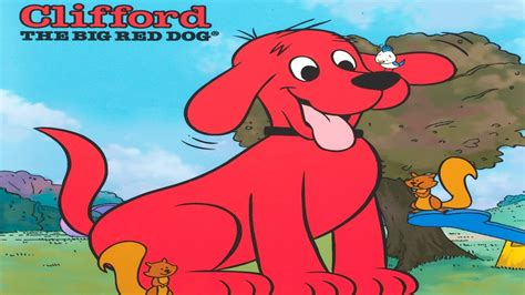 clifford the big tv show clifford the big clifford and shows for