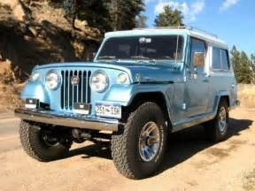 Jeep Jeepster For Sale Impressive Build 1967 Jeepster Commando Bring A Trailer