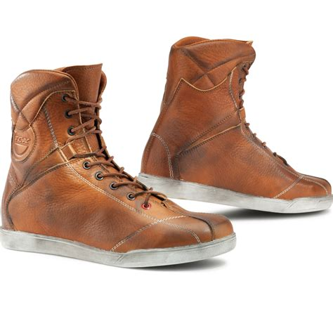 tcx shoes tcx x rap retro motorcycle boots breathable leather