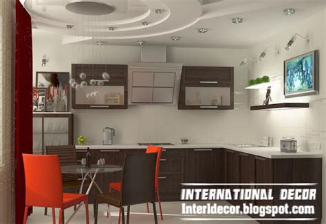 Kitchen Ceiling Design by Top Catalog Of Kitchen Ceiling Designs Ideas Gypsum False