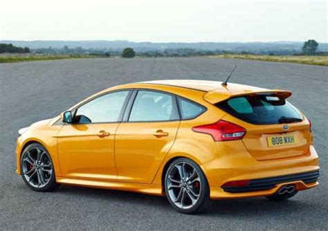 all new ford focus 2018 2018 ford focus news specs rumors new automotive trends