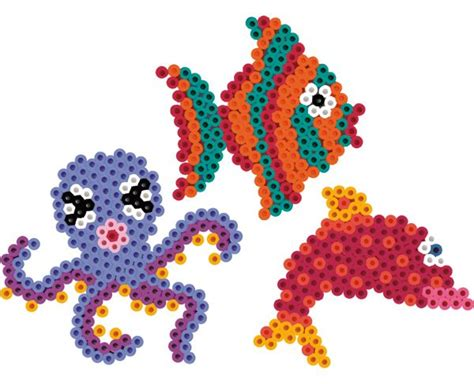 Great Tas Belanja Lipat Nemo Fish 37 best perler sea and others images on fusion pearler bead