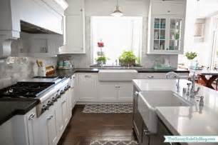 White Kitchen Cabinet Handles Kitchen Dreaming Home Heart Harmony