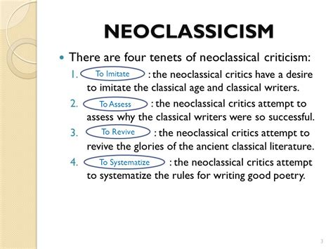 themes in neoclassical literature the neoclassical literary criticism horace longinus