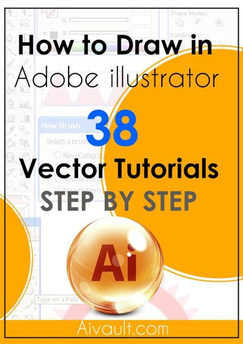 tutorial design expert 8 38 step by step adobe illustrator tutorials to help you