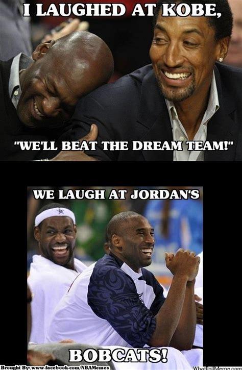 memesnba kobe bryant thinks  team  beat