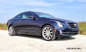 Cadillac Ats Awd System Drive Review 2015 Cadillac Ats Coupe 3 6 Awd