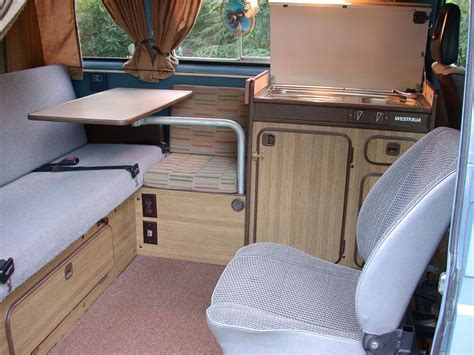 Vanagon Westfalia Interior by Thesamba Gallery 81 Westfalia P22 Interior
