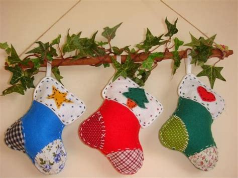 Handmade Tree Ideas - 22 felt crafts tree decorations