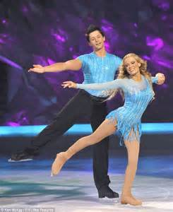 Hit The Floor Actress - dancing on ice skaters forced to re use old costumes from previous series daily mail online