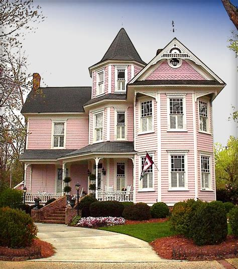 Pink House by The Of Cary Ogle Carycitizen