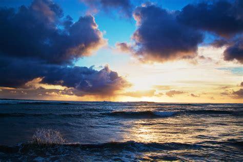 picture sunset water sun ocean sea seascape
