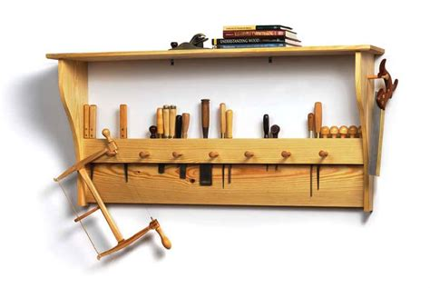 Tool Shelf by I Can Do That Tool Rack Popular Woodworking Magazine