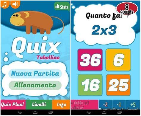 tavola pitagorica gioco i migliori giochi educativi per android androidpit