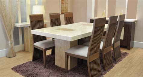 chairs for dining table designs dining table and chairs marceladick
