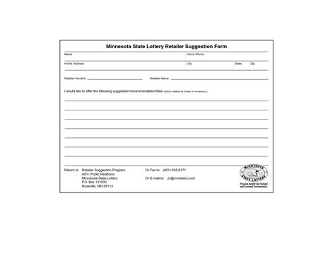 employee suggestion card template 27 images of helpful employee comment card template
