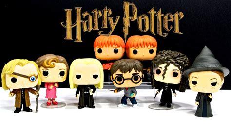 Funko Pop Minerva Mcgonagall Harry Potter harry potter funko pop vinyl collection professor mcgonagall moody delores umbridge lucius