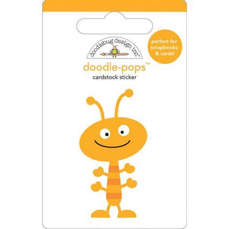 doodle bug doodle bug poem doodlebug design doodle pops 3 dimensional cardstock