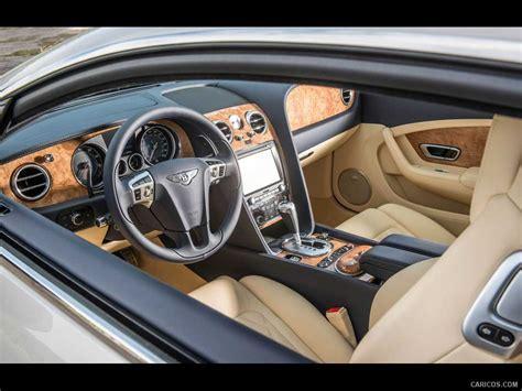 bentley continental interior 2013 2014 bentley continental gt speed convertible