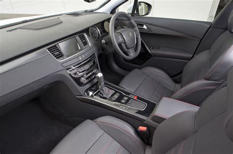 peugeot 508 interior 2012 peugeot 508 interior autocar