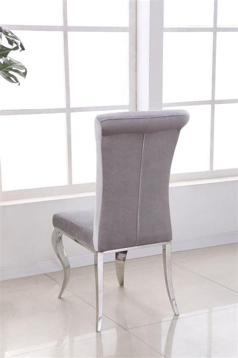 160cm black glass dining table 6 grey velvet chairs