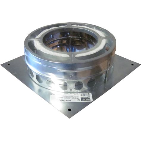 Chimney Outlet Pipe Price - duravent sdv6 steel chimney adapter kit for 1600ef