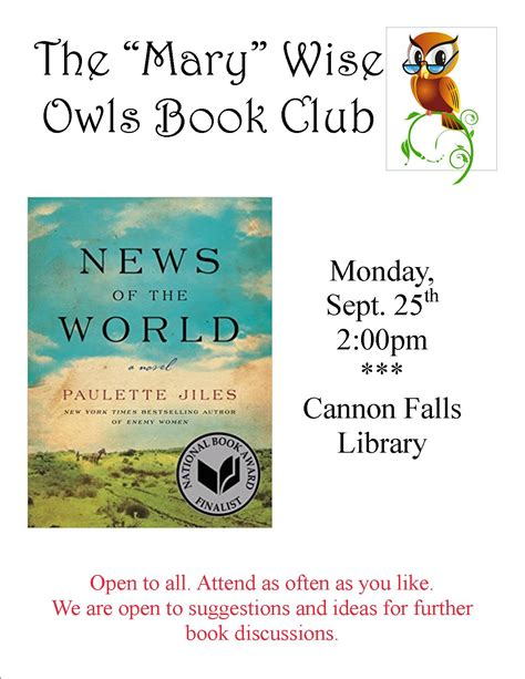 help club for the wise books cannon falls library the cannon falls library
