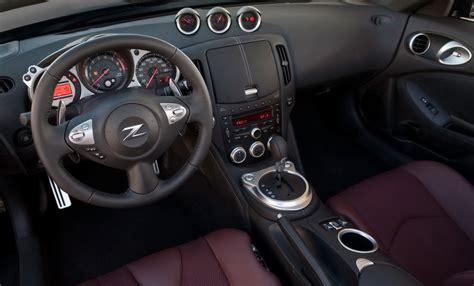 custom nissan 370z interior nissan 370z roadster 2010 interior design interiorshot com