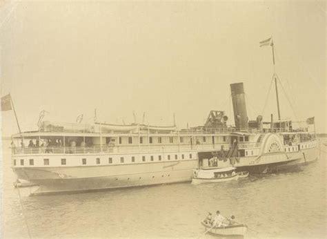 barco a vapor en chile barco de vapor de pasajeros fotograf 237 a biblioteca