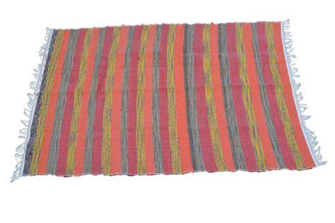 cheap rag rugs rag rug durrisarri rug runner cheap indian by handicraftoutlet