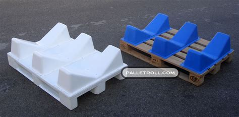 2 000 Square Feet pallet roll coils cradles at palletroll com