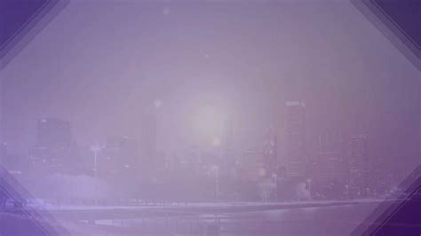 what background hd loop purple cityscape and particles background loop
