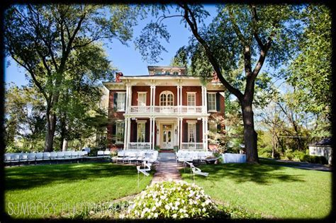 Wedding Venue: Larimore House Plantation st.louis   St