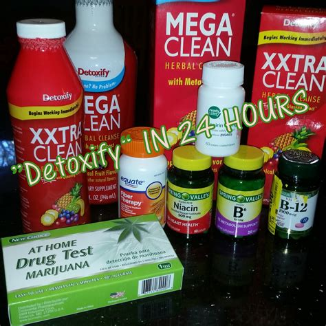 Instant Marijuana Detox by Detox Cleanse For Test
