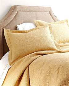 Yellow Coverlets cornsilk yellow or king quilt gold cotton matelasse coverlet ebay