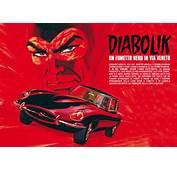 Jaguar E Type Danger Diabolik &amp Other Cool Stuff – Olesja