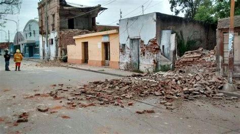 imagenes medicas salta un muerto y 30 heridos por terremoto en el norte de