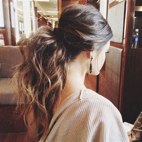 ponytail hairstyles discover latest ponytail ideas