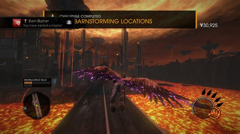 Saints Row 4 Schnellstes Auto by Platinum No 405 Saints Row Gat Out Of Hell Ps4