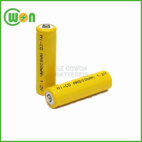 Feeby Ni Cd Aa Battery 900mah Button Top 2pcs rechargeable ni cd aa 600mah 1 2v battery aaa 600mah ni cd buy aa ni cd 400mah 1 2v
