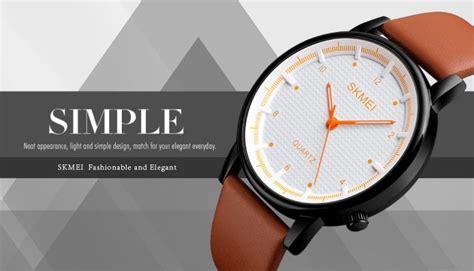 Skmei Jam Tangan Analog Wanita Cewek Ori Terbaru harga jam tangan rolex lama jualan jam tangan wanita