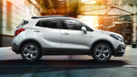Opel Cy New Opel Mokka Features Chassis And Drive Opel Cyprus