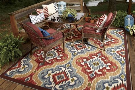 Colorful Outdoor Rugs Colorful Outdoor Patio Rug In Style All About Rugs