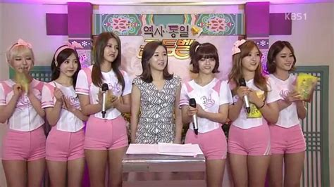 camel toe hair cuts 140810 kbs 도전 골든벨 aoa cut golden bell challenge youtube