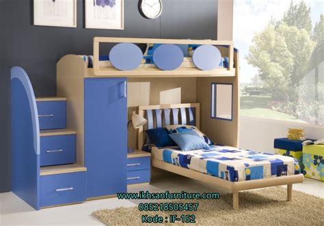Jual Lu Tidur Nama tempat tidur tingkat anak laki laki terbaru jual tempat tidur tingkat ikhsan furniture jepara