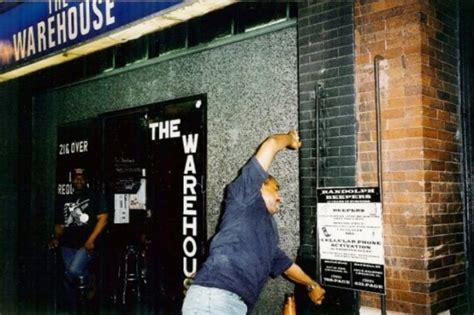 warehouse house music house music got it s name from quot the warehouse quot night club in chicago