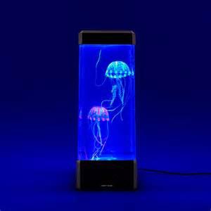 Glow In The Dark Jellyfish Tank Neon jellyfish tank   fake jellyfish