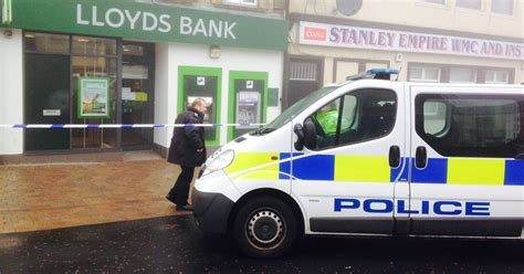 Stolen In Armed Robbery In Bank In Stanley County